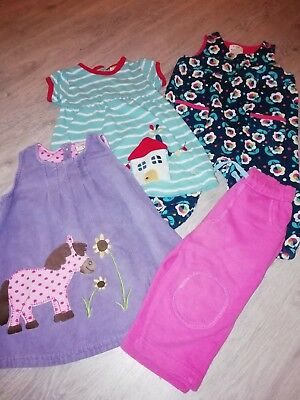95f0297b8421a0 FRUGI 🌱 Bundle Dress Dungarees Playsuit Joggers Trousers 6 9 12 M Organic