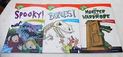 Oxford Reading Tree ORT Treetops Books x 3 - Stage 13
