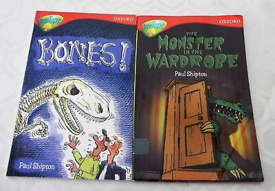 Oxford Reading Tree ORT Treetops Books x 2 - Stage 13 More Stories A
