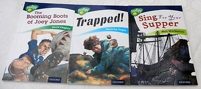 Oxford Reading Tree ORT Treetops Books x 3 - Stage 14