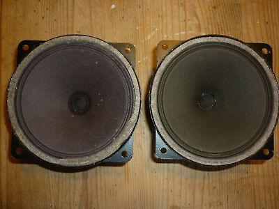 pair of old Philips 10cm tweeters 4 ohm full working worldwide ship #2