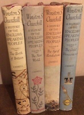History of the English Speaking Peoples Volume One