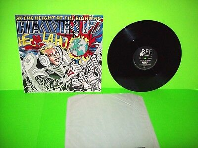 "Heaven 17 ‎– Height Of The Fighting (He-La-Hu!) 12"" Vinyl Record Synth-Pop NM UK"