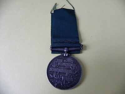 Victorian Long Service 20 years in Ranks