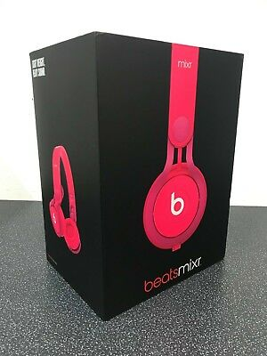 Genuine Beats By Dr Dre Mixr Headphones-50% Off-David Guetta Dj Special Edition