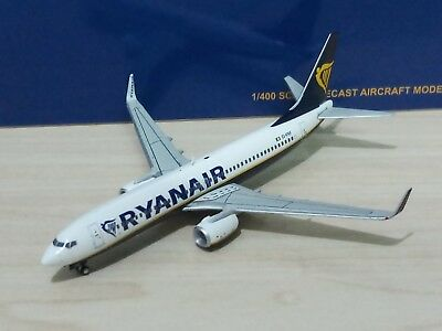 1/400 JC Wings Ryanair B737-800 EI-FRF