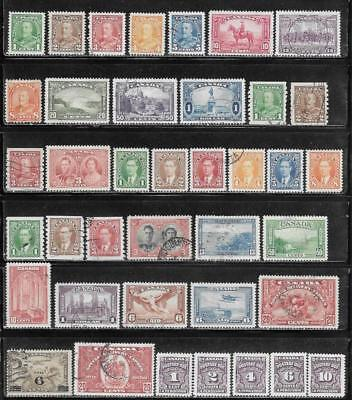 Canada Collection 1930's
