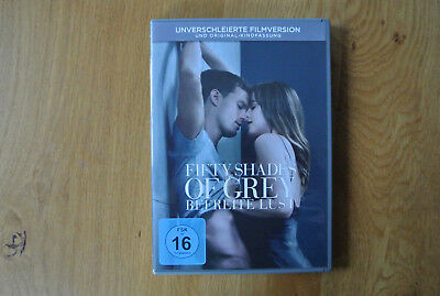 Fifty Shades of Grey 3 - DVD