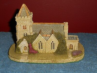 St Andrews Church Fraser Creations Made In Scotland 1990 Vintage Handmade Church