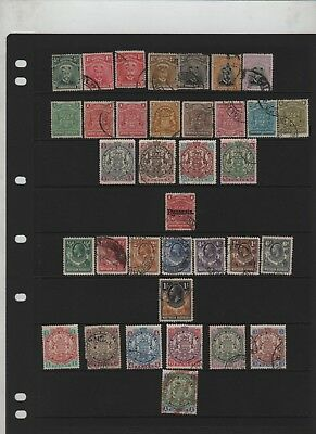 Selection Of African Stamps