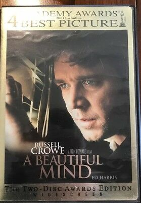 A Beautiful Mind Two-Disc Awards Edition Widescreen