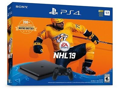 Sony Playstation 4 1TB with NHL 2019 Bundle