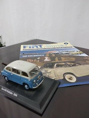 Modellino Fiat Multipla 1956 Scala 1/43 Starline