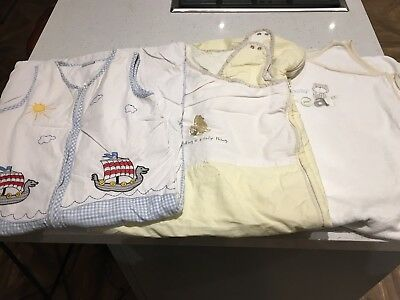 3 X baby sleeping bags 18-36 months