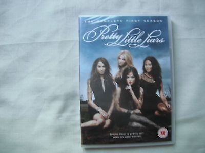 Pretty Little Liars - Complete Season 1 - 2010 US Drama / Mystery Series - NEW