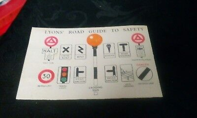 Piece Of Paper Lyons Road Guide To Safety