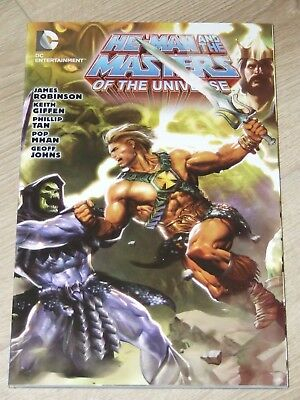 He-Man and the Masters of the Universe TPB (2013 DC) Volume 1