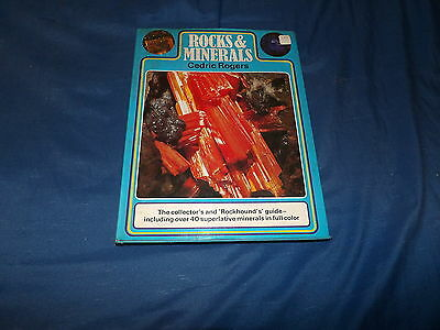 Rocks and Minerals Rogers  1973  yel