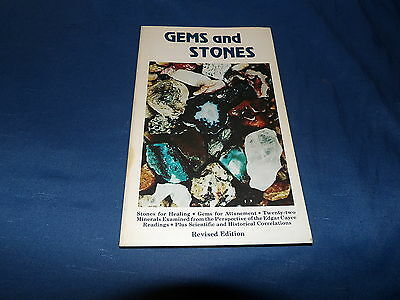 Gems and Stones  Cayce revised ed  1979   r