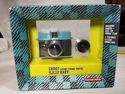 Diana Baby 110 Camera with 24mm Lens<Japan import>