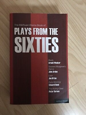 The Methuen Drama Book of Plays from the Sixties:  Roots ,  Serjeant Musgrave's