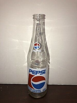 Made In Mexico Pepsi Bottle