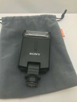 Sony HVL-F20M flash unit for E-mount A6000 A6300 A6500