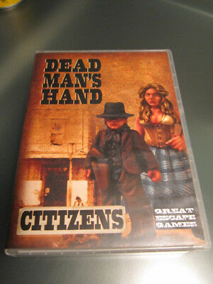 Dead Man's Hand - Gang - Armed Citizens - 1x Painted - 28mm Old West
