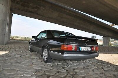 Mercedes Benz 560 SEC ,COUPE !!!