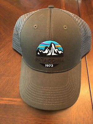NEW PATAGONIA FITZ Roy Scope LoPro Trucker Hat -  21.75  ae3316fd773