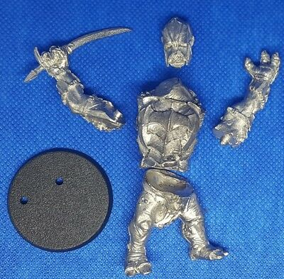 Games workshop lord of the rings hobbit mordor troll chieftain  (c101)
