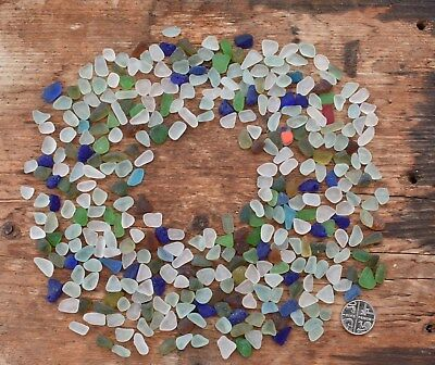 English Sea Glass from Whitby Bay