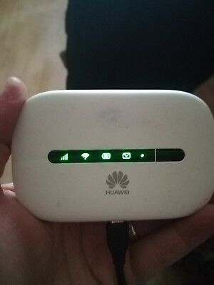 Huawei Mobile Wi-Fi Router funktioniert