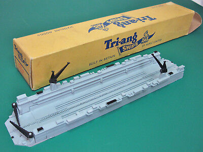 Triang Minic Ship M885 Floating Dock Boxed Vg Complete