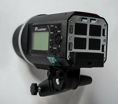 Flashpoint XPLOR 600 R2 Battery Powered Monolight Studio Strobe Godox AD600BM X1