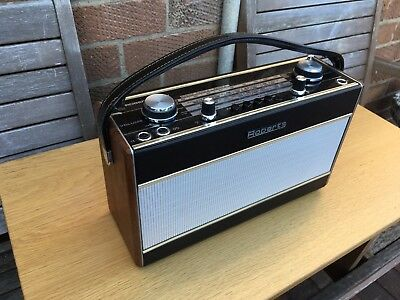 Vintage 1972 Roberts R707 Radio Fully Working Excellent Condition