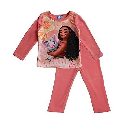 2851a45ecb0f6 MINNIE PYJAMA MANCHES longues Fille Polaire - Rose - EUR 18