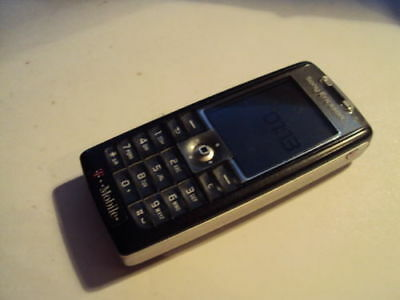 Retro Sony Ericsson T630 On Old G/3Gt-Mobile/virgin Simple Mobile Phone Working