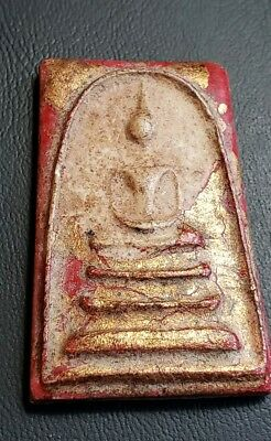 Somdej Amulet From Thailand Buddhist Temple