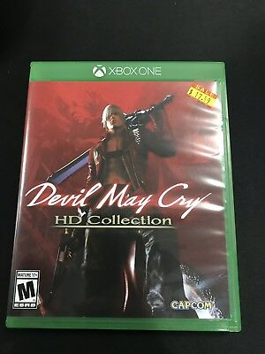 Devil May Cry HD Collection (Microsoft Xbox One, 2018)