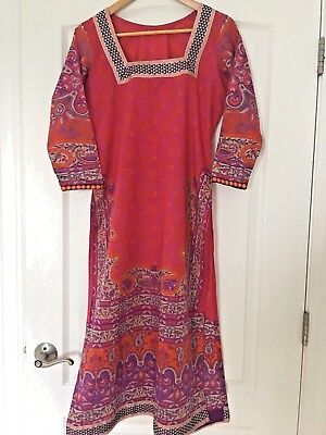 Brand New 3-Piece Shalwar Kameez - Size Medium