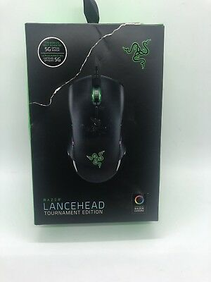 Razer Lanceheader Tournament Edition RZ01-02130100 Ambidextrous Gaming Mouse