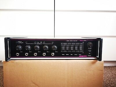 Vintage Soundlab AX100 100 watt Mono Power Amplifier Made in Britain 'X' series