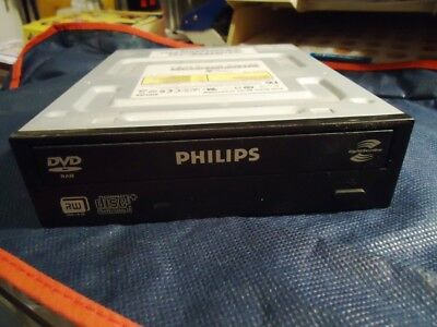 PHILIPS - DVD BRENNER - Light Scribe - MODEL SPD6105BM - incl. 8 Rohlinge