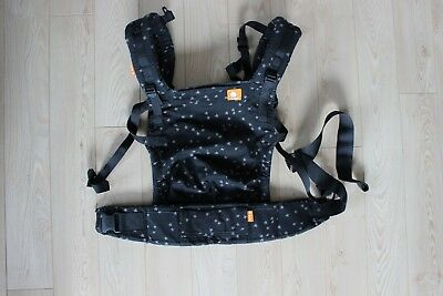 TULA Free To Grow Discover Baby Carrier FTG with accessories pads bag hood