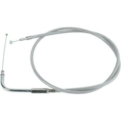 Drag Specialties 0650-0299 Braided Throttle Cable