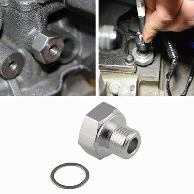 Oil Pressure Sensor Adapter LS Engine Swap Male M16x1.5 Female 1/8 NPT LS1 Kit