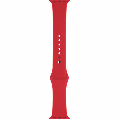 Original Apple Watch Strap Sport Band 42mm 44mm Product Red MLDJ2ZM/A New Sealed