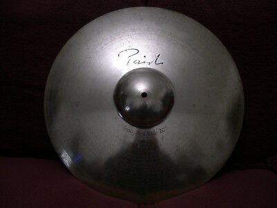 "Paiste Signature 20"" Heavy Bell Ride Cymbal - Made 2002"