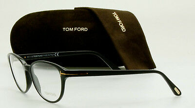 234776379cdc TOM FORD Eyeglass Frame FT5422 001 Polished Black 53mm TF5422 001   AUTHENTIC